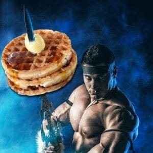 Barbaric-Waffle-House-Blend-E-Liquid-Cloud-Chemistry