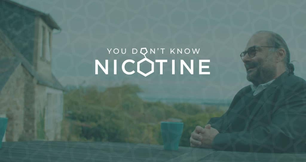 KnowNicotine promotional image